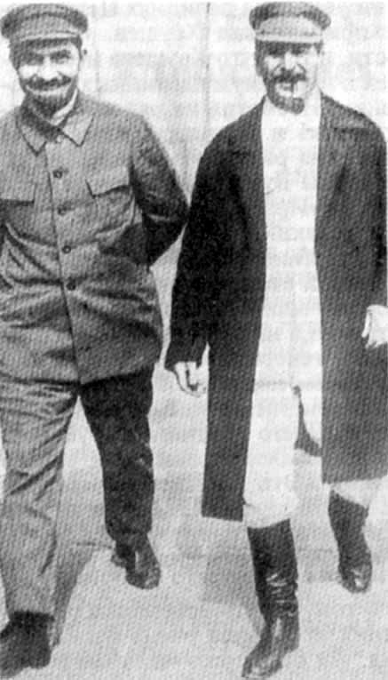 Июнь 1930 года каганович и сталин